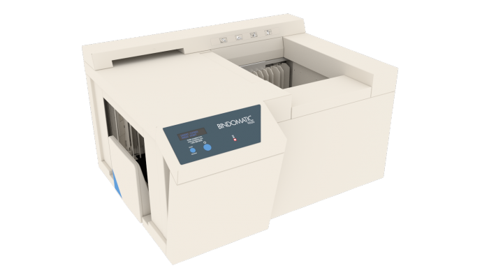 Bindomatic 9000 thermal binding machine